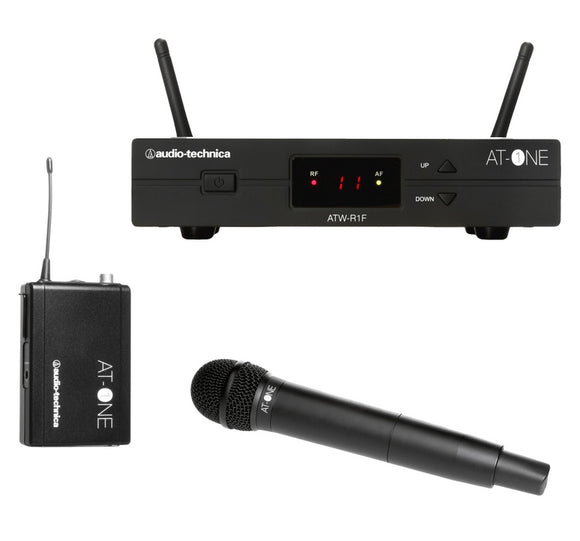 Audio Technica - ATW-13 Handheld System