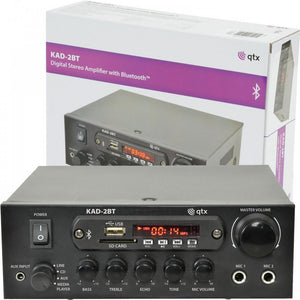 KAD-2BT Digital Amp with bluetooth