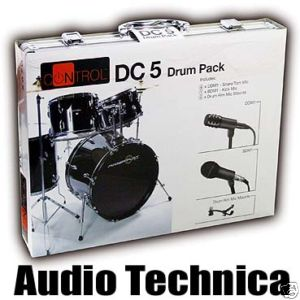 Audio Technica - DC5 Drum Pack