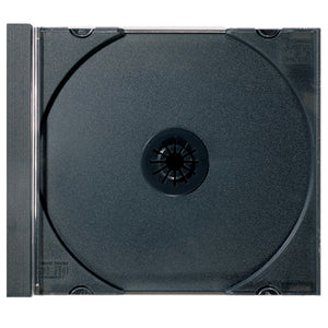Single CD Jewel Case