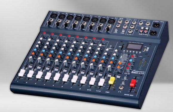 Club XS 12 Mixer
