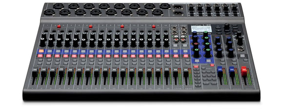 Zoom - L20 - Digital mixer and recorder