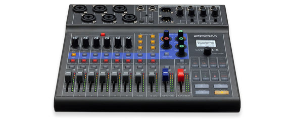 Zoom - L8 - Digital Mixer / recorder