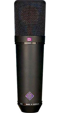 U87Ai Studio Microphone - with free Shock mount