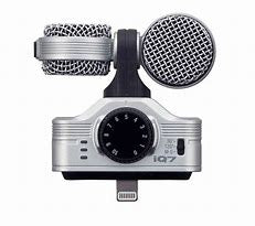 Zoom - iQ7 MS Stereo microphone for iPhone