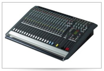 PA20 Audio Mixer
