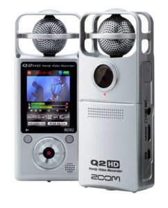 ZOOM Q2 HD Handy Video Recorder