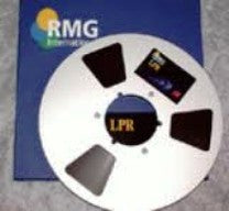 "RMG LPR35 ¼"" x 10.5"" open reel tape x 3608'"