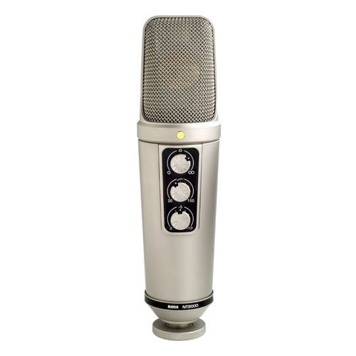 RODE - NT2000 Microphone