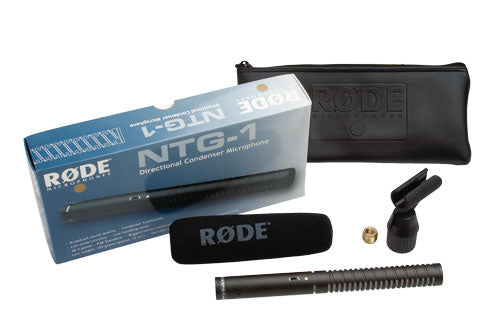 RODE - NTG-1 Shotgun Microphone