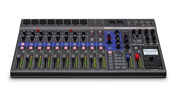 Zoom - L12 - Digital Mixer / recorder
