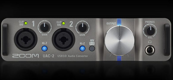 Zoom - UAC2 -USB Audio interface