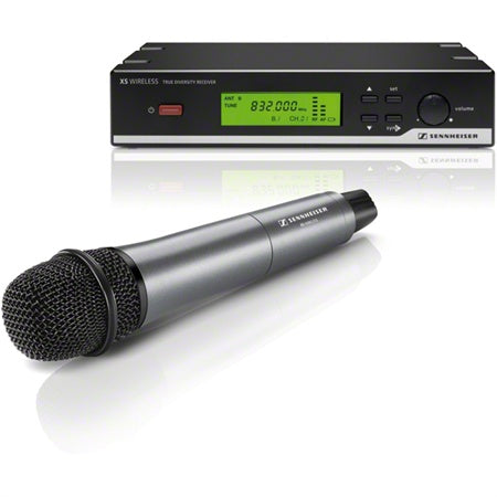 Sennheiser - XSW 35 Wireless Vocal Set