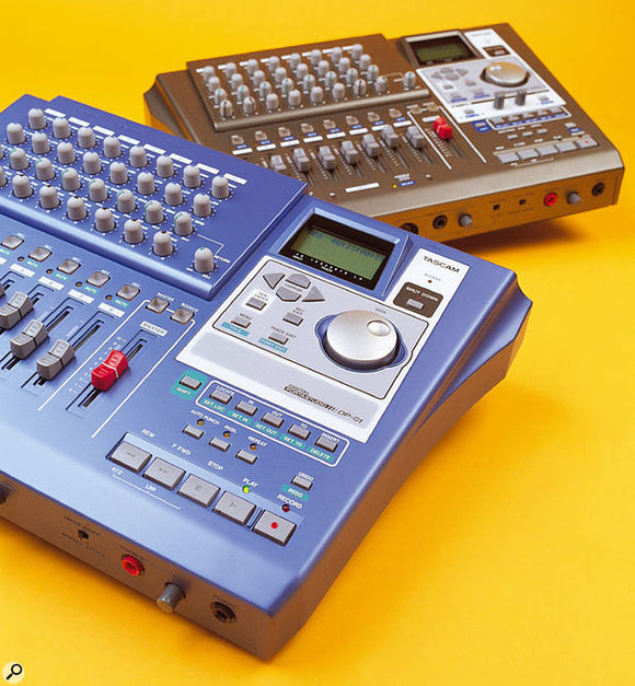 TASCAM Digital Portable Studio - Multitrack Recorder