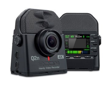Zoom - Q2n - 4k Video recorder