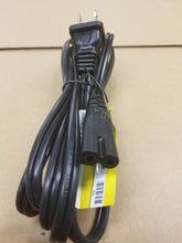 Load image into Gallery viewer, *New* 2 Prong Square Round AC Power Cord Cable 6Ft 18AWG (5pcs)