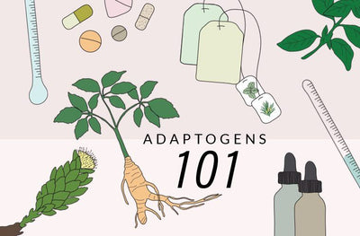 Fighting Stress: Adaptogens