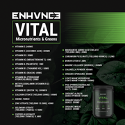 VITAL - Micronutrients & Greens