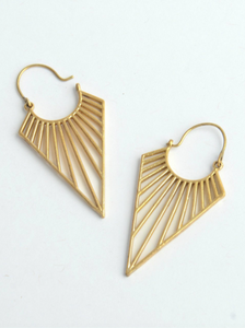 Geometric Triangle Hoops