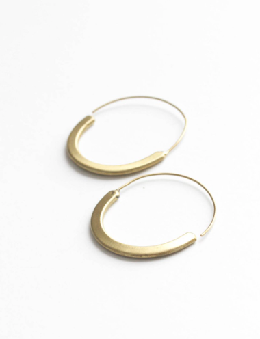 Minimal Threader Hoops