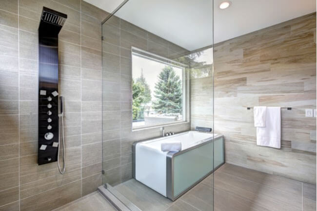 8 Glass Shower Door Design Trends for 2019