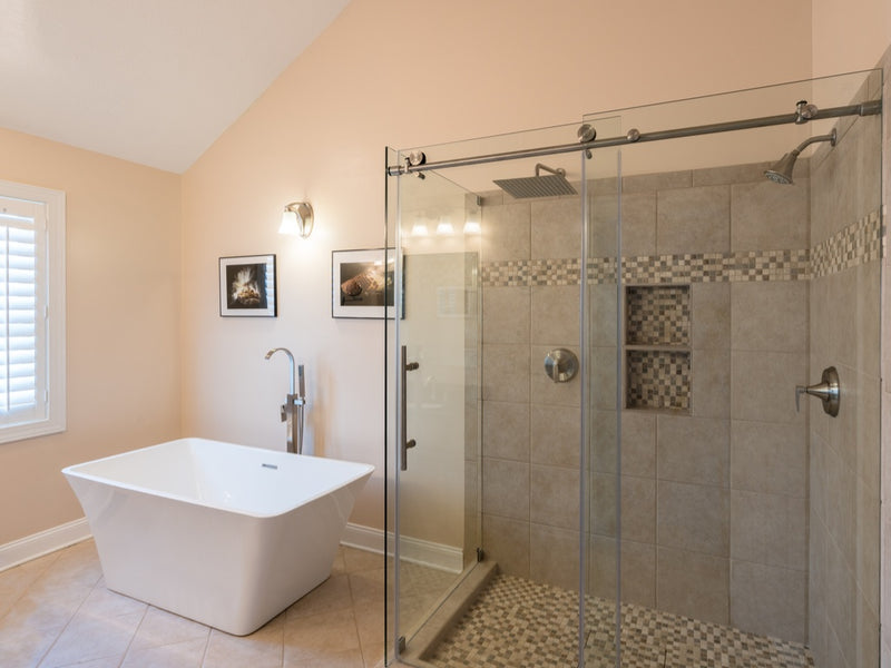Popular Glass Shower Doors in Austin