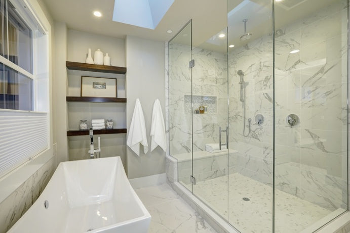 7 Timeless Glass Shower Trends