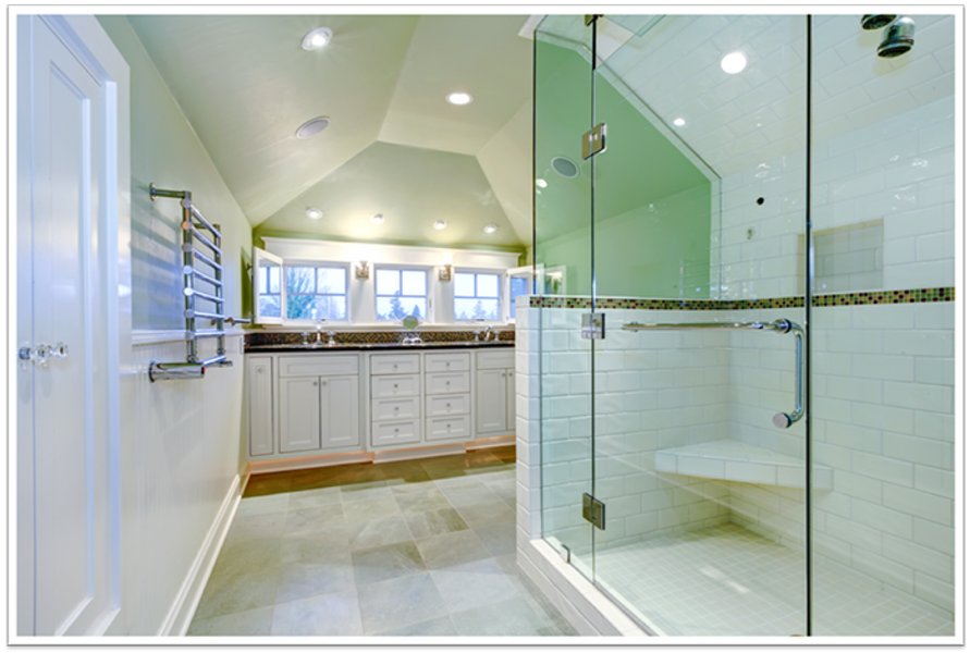 What Kind of Glass Is Used for Shower Doors?