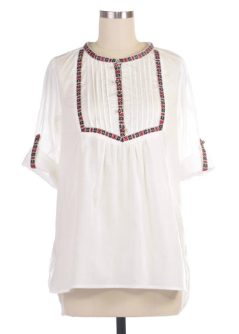 Moroccan Summer Blouse