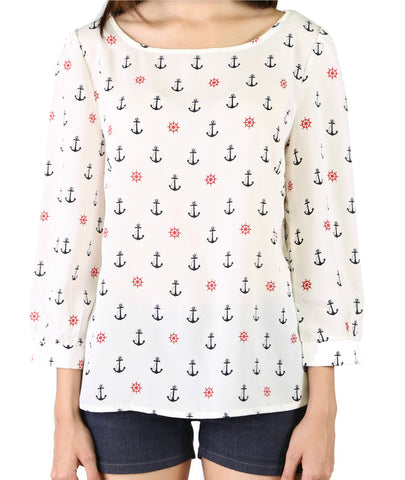 Miss Sailor Blouse