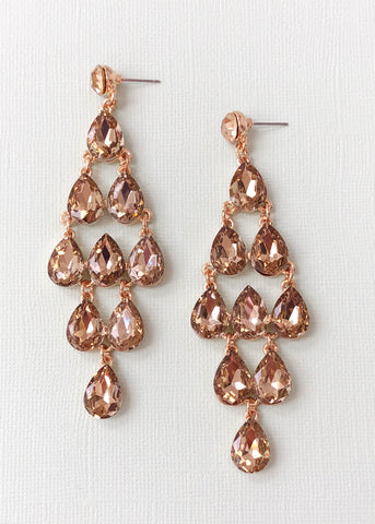 Dazzle at the Party Earrings