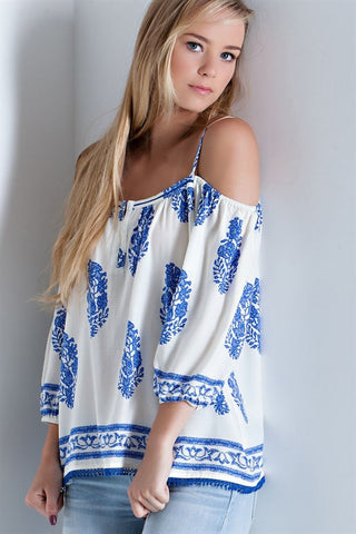 Marrakech Off the Shoulder Blouse