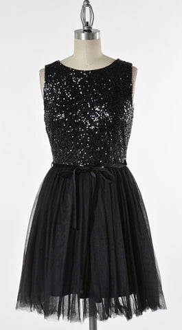Midnight Winter Goddess Dress
