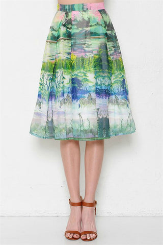Exclusive Safari Adventures Skirt