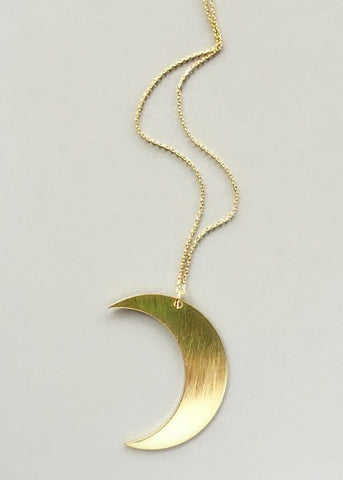 Amore Moon Necklace
