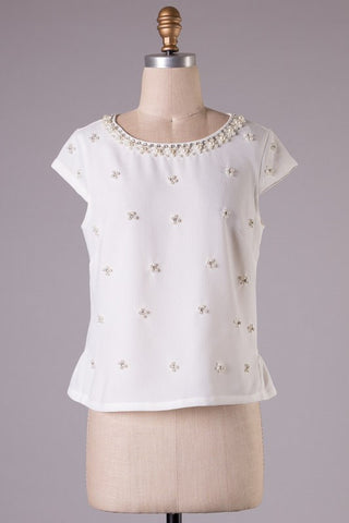 Sweet Audrey Blouse
