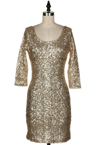 Giselle Sequin Dress
