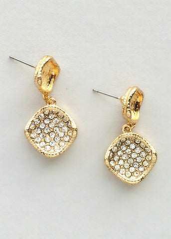 Golden Hera Earrings