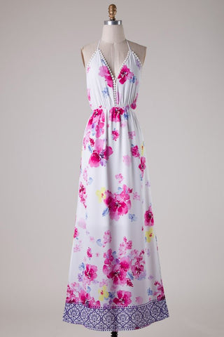 Sweet Garden Nymph Maxi Dress