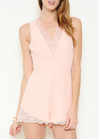 Sultry Summer Nights Romper