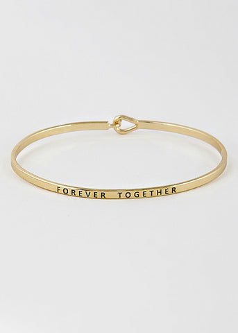 Forever Together Bangle