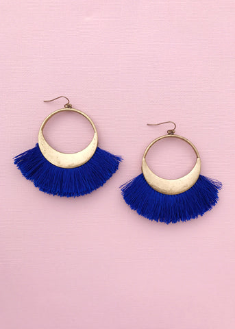 Kuzko Fringe Earrings