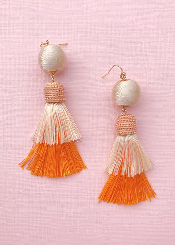 Tuscan Sunset Earrings
