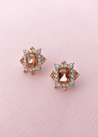 Venetian Stud Earrings