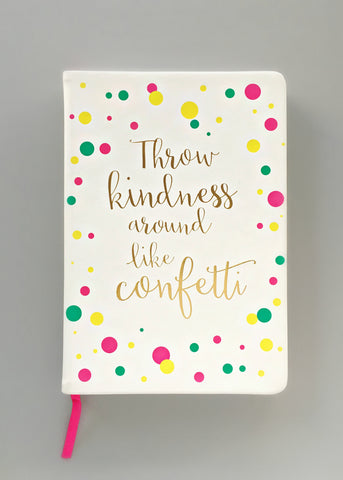 Confetti Happiness Journal