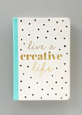 Live A Creative Life Journal