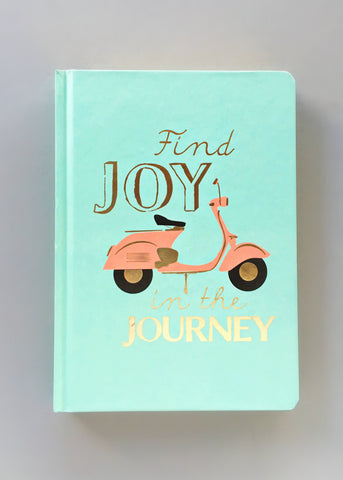 Find Joy in Journey Journal
