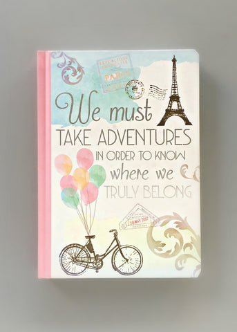 Parisian Adventures Journal