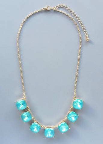 Maldives Sparkling Necklace