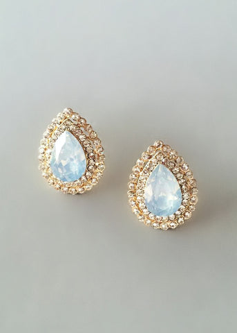 Zarina Crystal Earrings